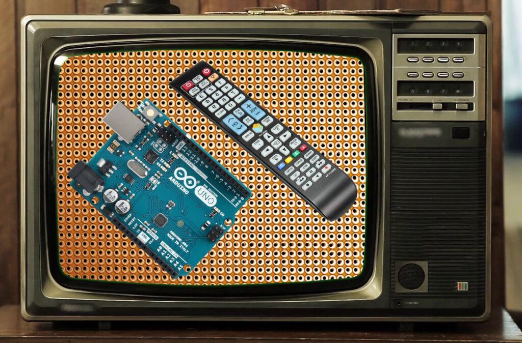 Arduino TV Fernbedienung