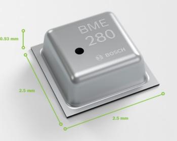BME280 Temperatursensor