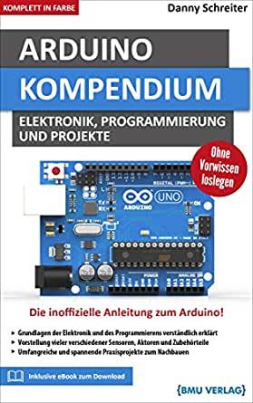Arduino Kompendium Buch