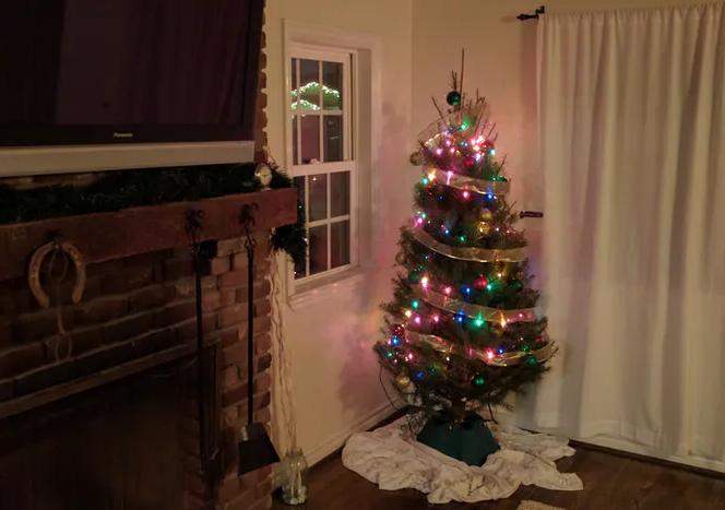 IoT Weihnachtsbaum-Bewegungsmelder