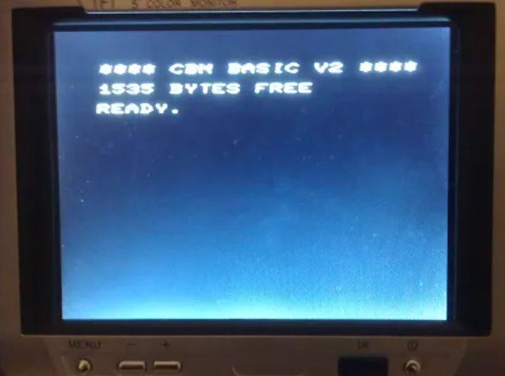 Commodore VIC-20 Emulator