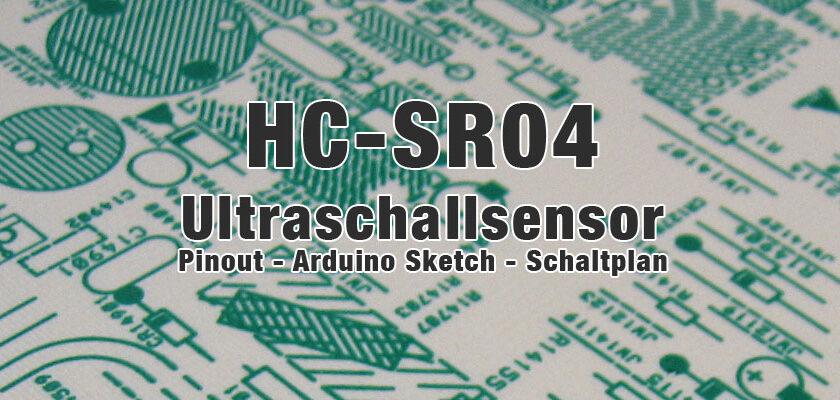 HC-SR04 Ultraschallsensor