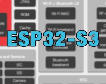 Espressif ESP32-S3