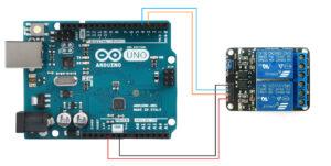 Arduino UNO 2-Kanal Relais