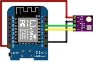 Wemos D1 BME280 Sensor