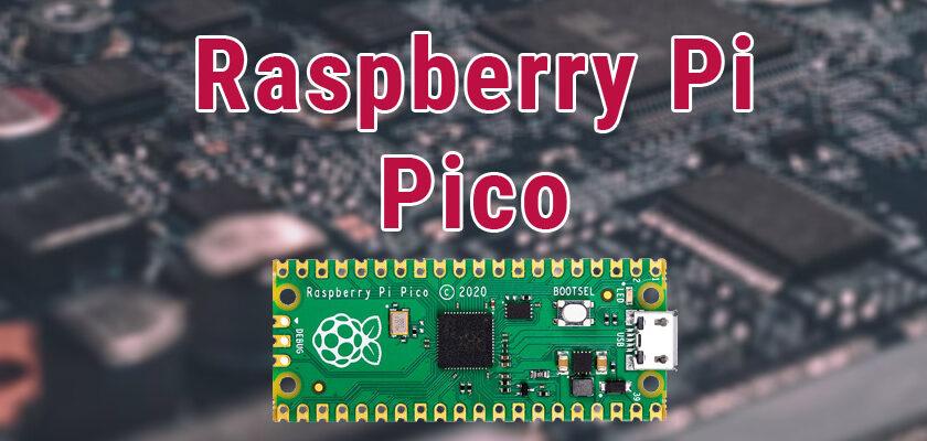 raspberry pi pico Pinout Pinbelegung Features