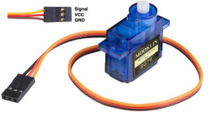 Arduino Relais ansteuern - SG90 Relais Schaltplan und Sketch